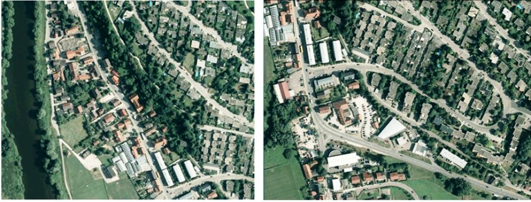 Поселки-гибриды в Европе: Лапперсдорф, Германия